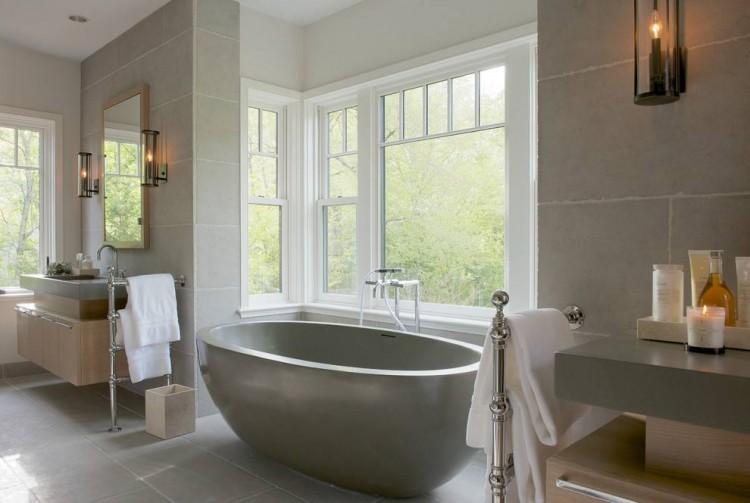 小户型如何装修设计 创意浴室装修效果图